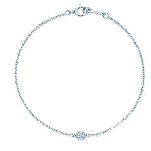 Tiffany & Co platinum diamond by the yard