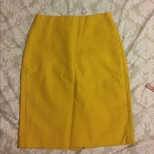 New without tag Jcrew No2 pencil skirt 00