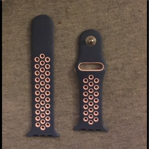 Nike Apple Watch band. Bought at Apple Store.