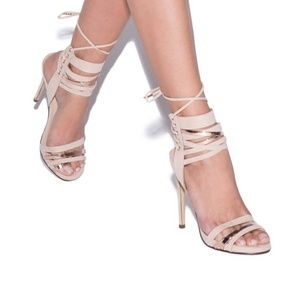 Dallana Dress Sandals