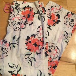 Gap body pajama pants size small excellent