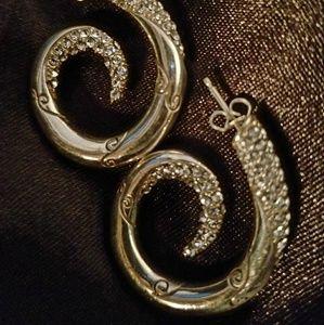 🍒NWOT Brighton Cristalina Earrings