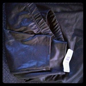 NWT TORRID Faux Leather Leggings