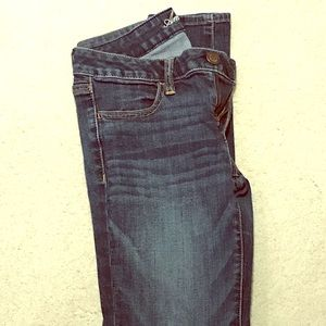 American Eagle jegging. Stretch Size 8