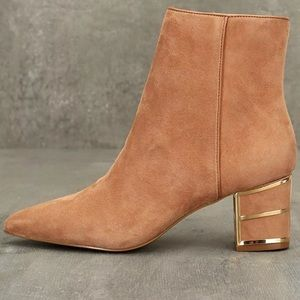 Steven By Steve Madden Ankle Booties