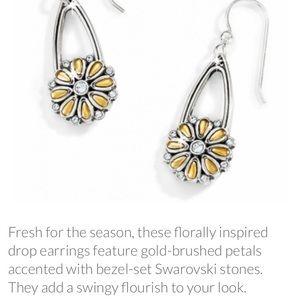 Brighton Ariana dangle earrings NWT