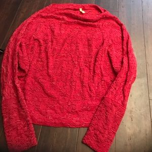 Free people size small
