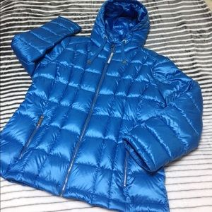 Calvin Klein lightweight Down Puffer coat XL