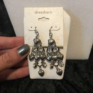 NWT chandelier earrings