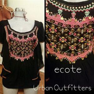 Gorgeous ecote Urban Outfitters bolero top