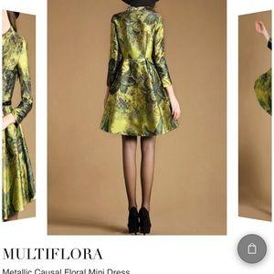 Multifloral Dress