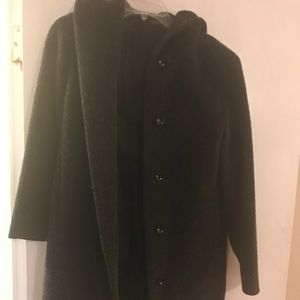 Anne Klein wool coat