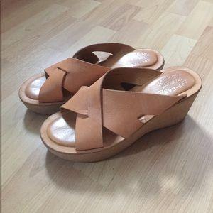Kork-Ease Platform Sandals