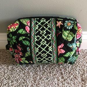 Vera Bradley cosmetic bag!