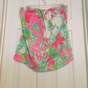 Lilly Tube Top