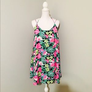 NWT boutique quality floral  dress!