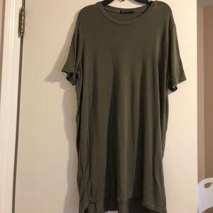 Brandy Melville teeshirt dress!