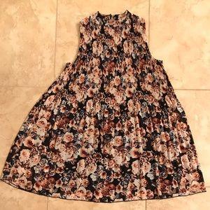 Large Xhilaration Mock Neck Dress
