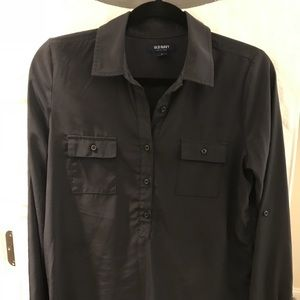 Old Navy button down shirt w/ roll tab sleeves