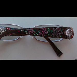 b8b5b550075 Ed Hardy Accessories - Ed Hardy Eyeglasses Frames EH0711