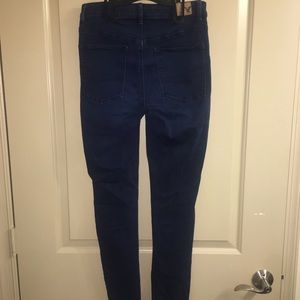 American eagle sky high jeggings
