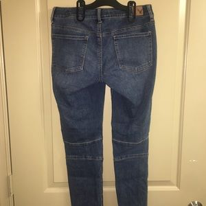 American eagle Moto jeggings