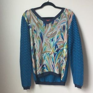 Missoni for Target XL Sweater/Blouse