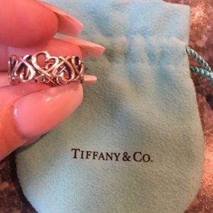 Tiffany & Co Paloma Picasso loving heart ring! 6