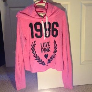 PINK by Victoria's Secret Hoodie size Large