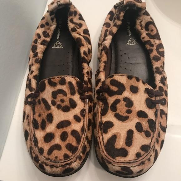 Hush Puppies Shoes | Leopard Hair Hush