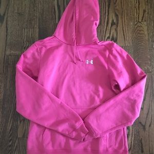 Under Armor Hooded Sweatshirt