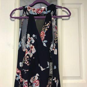 🆕 NY & Company Long Floral Dress