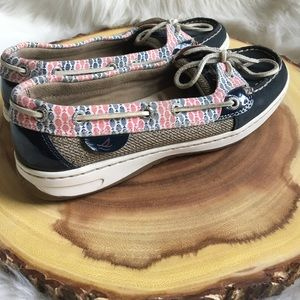 Sperry top-sider boat shoe flats
