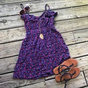 Forever 21 Floral print beautiful dress 👗