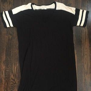 Madewell Jersey Style Tshirt Dress