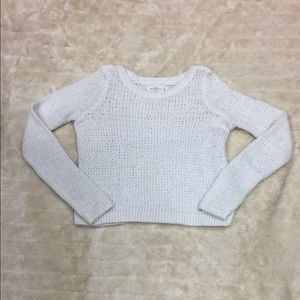 Abercrombie & Fitch open knit sweater Size Medium