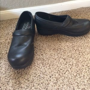 Sketchers work Tone-up shoes