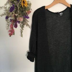 Hunter Green Featherlight Knit