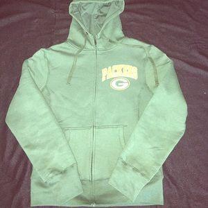 Green Bay Packers hoodie NWOT