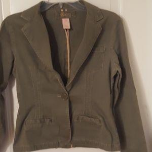 Star Twill Jacket