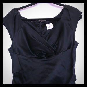 Suzi Chin Large Black Gown