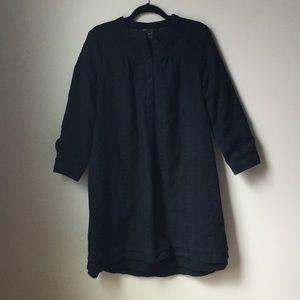 Marc Jacobs Wool-Blend Embellished Dress