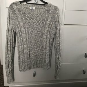 Old Navy Gray sweater like new