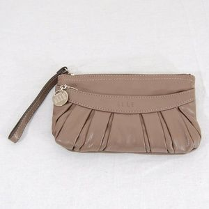 Elle Wristlet Clutch with Credit Card Slots