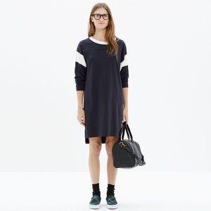 Madewell Varsity T-shirt Dress