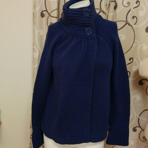 Old Navy Open button Cardigan Wool Blend