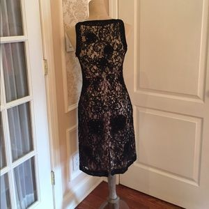 Like new Lace Cocktail dress