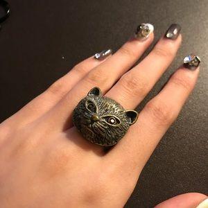 Cat ring and bracelet 🐱