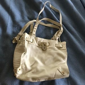Juicy Couture Cream Purse- like NEW✨