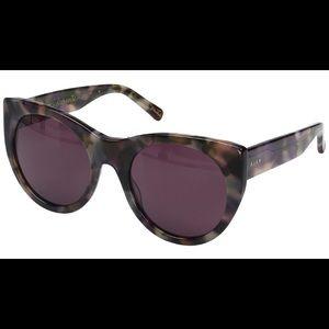 New Raen Durante Tortoise Shell Sunglasses